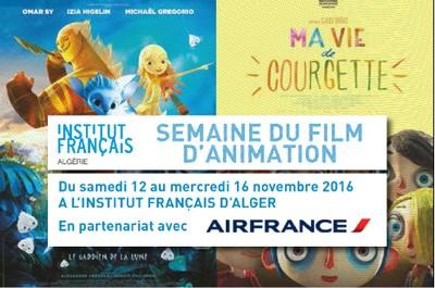 1ère semaine du film d'animation à l'IFA