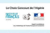 Devenez juré du Choix Goncourt de l'Algérie