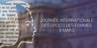 Appel à projets thématiques -  Journée Internationale du Droit des Femmes