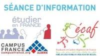 """""""Arrivée en France"""", visioconférence à l'Institut français d'Alger"""