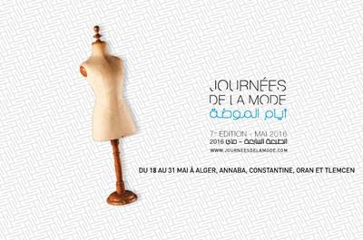 Journées de la mode en Algérie - 7ème édition