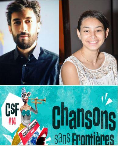 """Lauréats algériens du prix d'écriture """"chansons sans frontières"""": 14ème édition en lien avec Dis moi dix mots au fil de l'eau"""