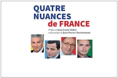 4 NUANCES DE FRANCE
