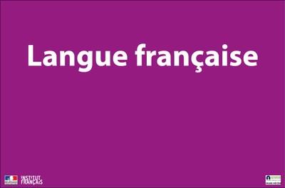 """Activité de langue """"en ligne"""": Continuez à pratiquer le français"""