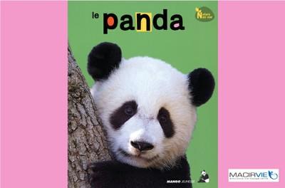 """Animation jeune public """"LE PANDA"""" - Sur réservation"""