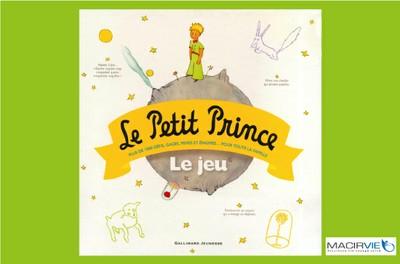"Animation jeune public ""LE PETIT PRINCE (LE JEU)"""