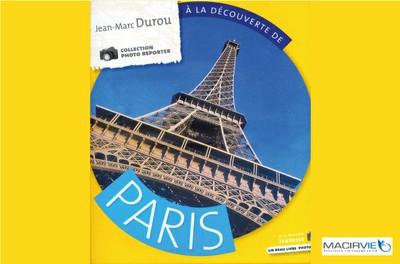 """Animation jeune public """"PARIS"""" - Sur réservation"""