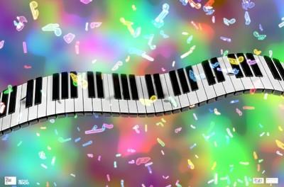 """Animation musicale """"Désinhibez-vous aux touches du piano !"""" à la médiathèque - Sur réservation"""
