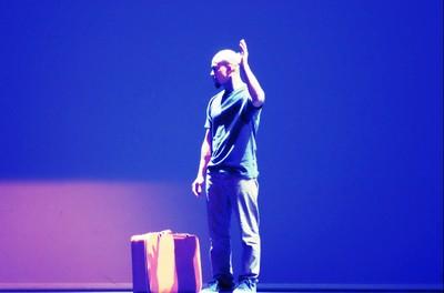 Atelier danse hip-hop - Sous la direction du chorégraphe Hamid El Kabouss - Compagnie MIM-H