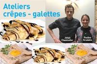 """Ateliers crêpes et galettes au Café-restaurant """"Le vieil Alger"""" - Sur réservation"""