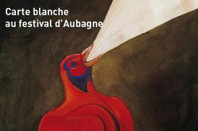 Carte Blanche au Festival d'Aubagne