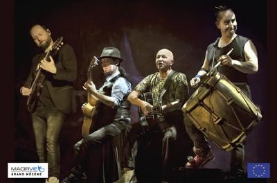 """Chanson française """"TRYO"""". Dans le cadre du Festival Culturel Européen 2018"""