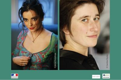 """CHANT LYRIQUE """"AMEL BRAHIM DJELLOUL Accompagnée au piano par Anne Le Bozec"""" - COMPLET"""