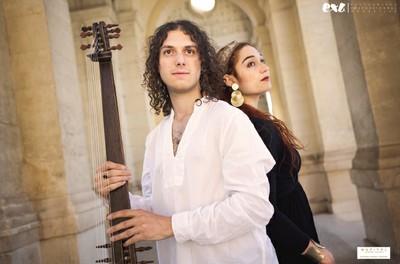 """Chant lyrique """"AMOR IL COR MI MORSE DUO - CANTATES ITALIENNES DE LA CONTRE-RÉFORME - Sur réservation"""