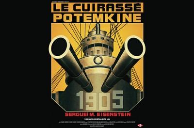 """Soirée reportée / Ciné concert """"Le Cuirassé Potemkine"""""""