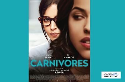 """Cinéma """"Carnivores"""" de Jeremie Renier et Yannick Renier  -  Projection reportée au mercredi 5 décembre 2018"""