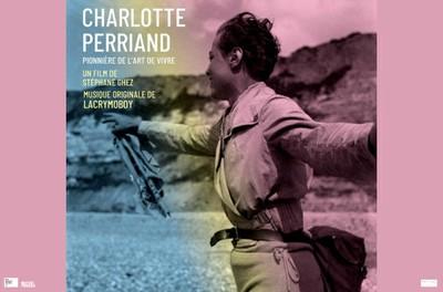 """TALK avec Laure ADLER suivi du film """"Charlotte Perriand, pionnière de l'art de vivre"""" - Sur réservation"""