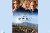 """Cinéma """"Des hommes"""" - Sur réservation"""