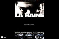 """Cinéma """"La haine"""" - Deux séances: à 16h00 et 18h00 - Sur réservation"""