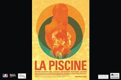"""Cinéma """"La Piscine"""" à la Cinémathèque algérienne - Semaine du cinéma franco-italien du 16 au 23 juin 2019"""