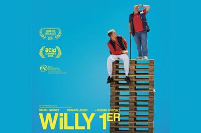 "Cinéma ""WILLY 1ER"" - Entrée libre"