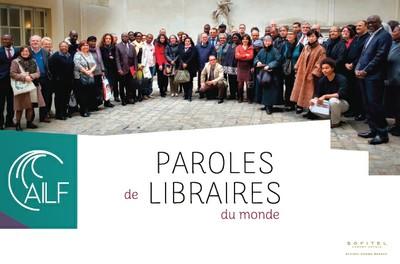 """Exposition """"Paroles de libraires du monde"""" - Entrée libre"""