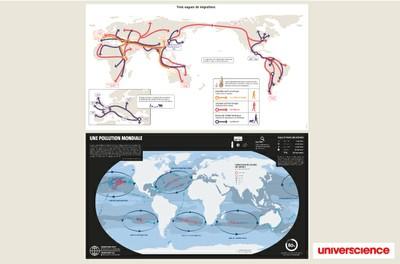 Expositions : «Du plastique dans les océans » et «Les migrants de la Préhistoire» - TEMPS FORT SCIENCE