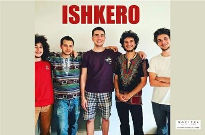 """Jazz fusion """"ISHKERO"""""""