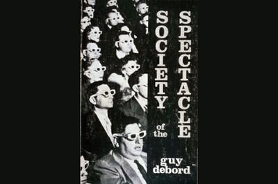 La Société du spectacle. En présence de Gabriel Ferreira Zacarias.