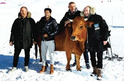 La vache - En présence de Fatsah Bouyahmed et Alain-Michel BLANC, co-scénariste - COMPLET