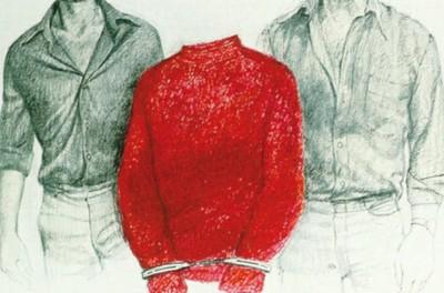 Le pull - over rouge (Cycle : Peine de mort)