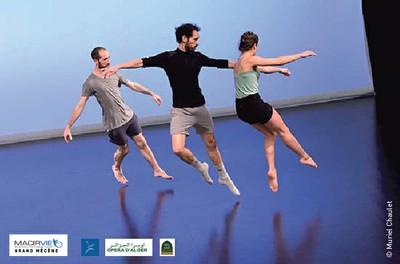 LETTRES DE MÉDITERRANÉE CIE HALLET EGHAYAN. Festival Culturel International de Danse Contemporaine 2018