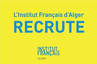 L'institut français d'Alger recrute un (e) bibliothécaire