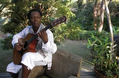 Musique du monde : Lokua Kanza