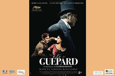 """Cinéma """"Le guépard"""" - Semaine du Cinéma franco-italien du 16 au 23 juin 2019"""