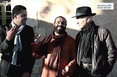 """""""TRIO SALHI"""" Méditerranée - Patrimoine populaire bedouin - Chant soufi"""