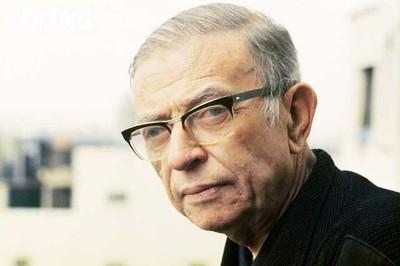 Sartre et le monde