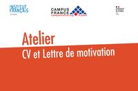 Ateliers CV & Lettre de motivation