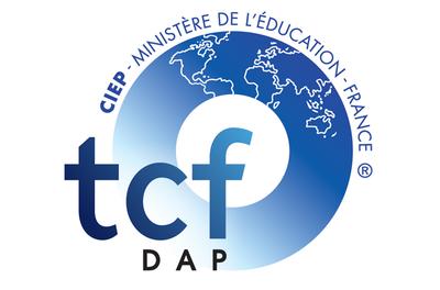 Inscription TCF DAP