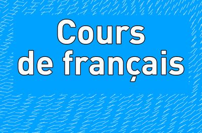 Inscriptions > Cours de français