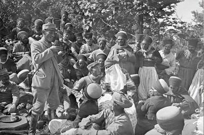 L'Algérie et la Grande Guerre – Eclats de vies