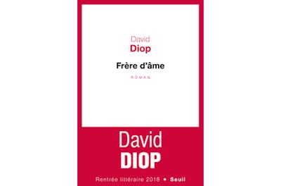 Rencontre avec DAVID DIOP