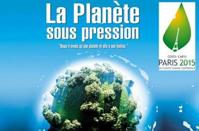 MOIS DU DOCUMENTAIRE COP21 - LA PLANÈTE SOUS PRESSION