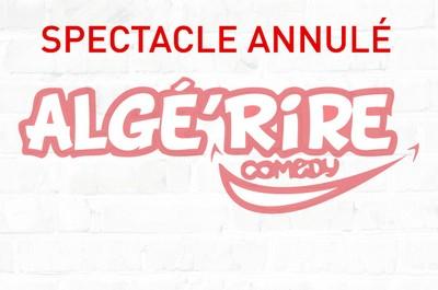 Algé'Rire Comedy en tournée avec l'IFA