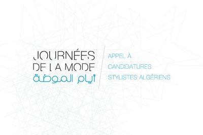 Appel à candidatures - Stylistes algériens