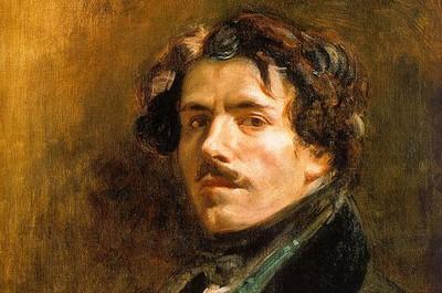 Autour de Delacroix