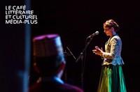 Café littéraire et culturel Média Plus avec Lila Borsali