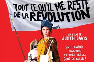 Ciné-Débat : Tout ce qu'il me reste de la révolution