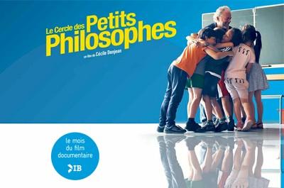 Ciné-doc : Le cercle des petits philosophes
