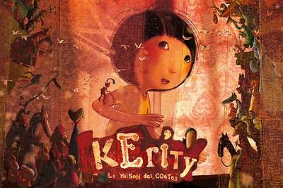 Ciné-famille : Kérity, la maison des contes